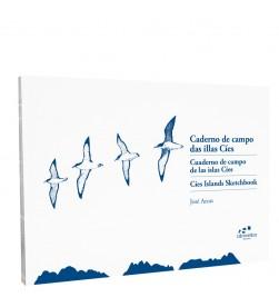 Caderno de campo das illas Cíes